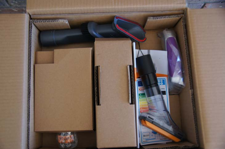 Vax-Air-Lift-Pet-Max-Vacuum-unboxing