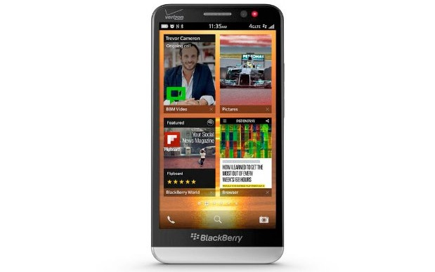 Verizon BlackBerry Z30 imminent, price and availability MIA