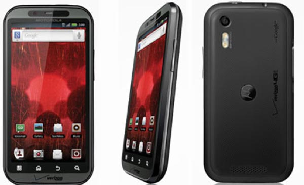 Verizon's Droid Bionic ICS update page confuses
