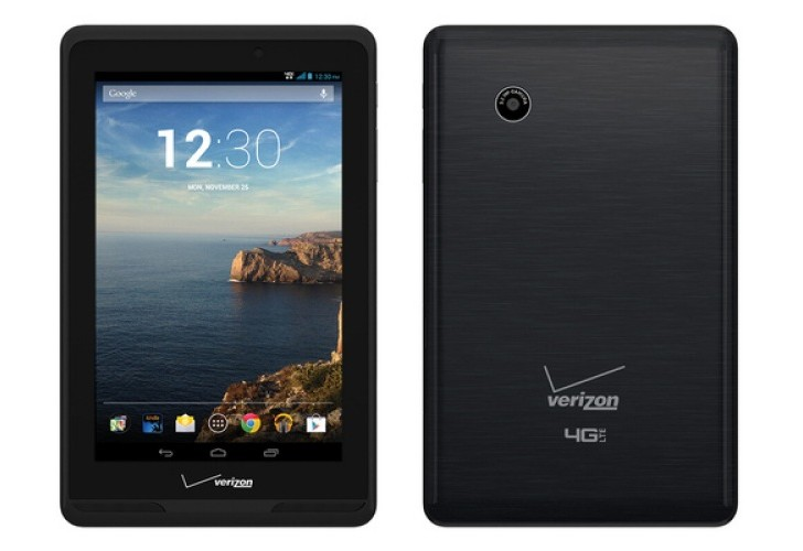 Verizon Ellipsis 7″ tablet protection with Speck FitFolio case