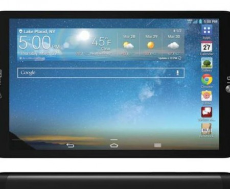 Verizon LG G Pad 8.3 spotted, 2014 release imminent