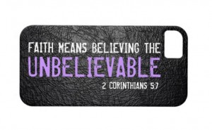 Verses in the Bible make great iPhone 5 cases