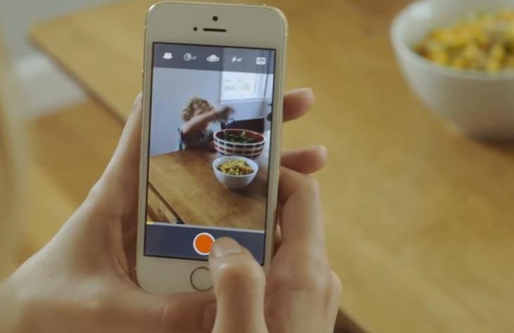 Vhoto-iPhone-app
