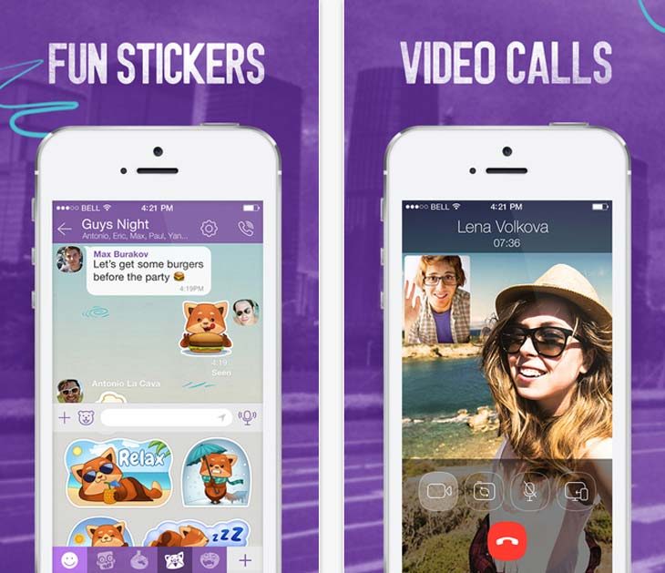 Viber-app-update-iPhone-6