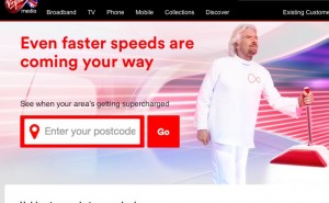 Virgin Media expansion of Supercharge broadband