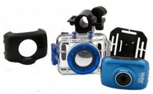 Vivitar DVR785 5.1MP HD Action Camcorder reviews