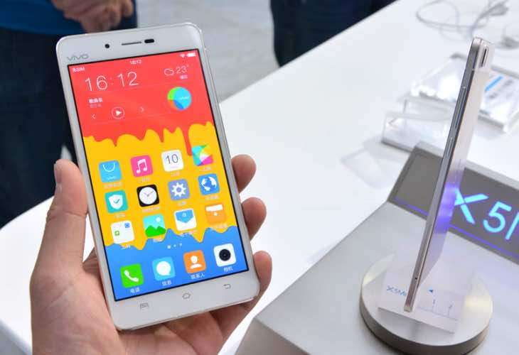 Vivo X5Max Vs Oppo R5 and Gionee Elife S5.1 for thinnness