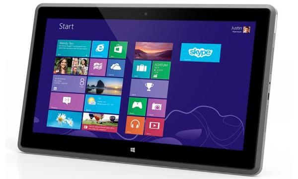 Vizio 11.6-inch tablet spec limitations affects performance
