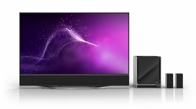 Vizio Reference Series 4K TV lineup