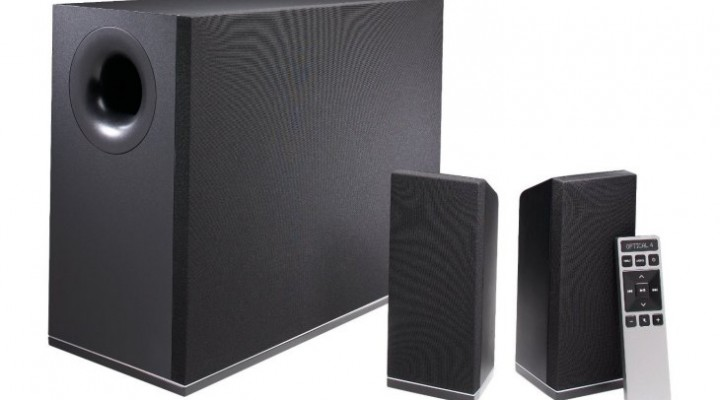 Vizio S4251w-B4 5.1 Sound Bar with Wireless Subwoofer