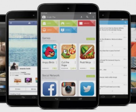 Vodafone Smart Tab 4G vs. Tesco Hudl 2 similarities