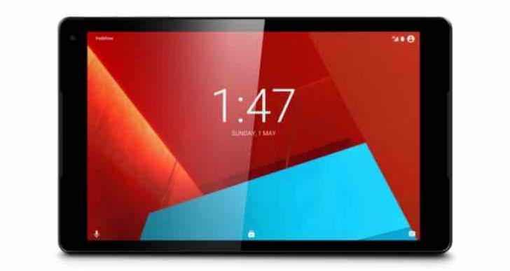 Vodafone Tab prime 7 with three UK price options