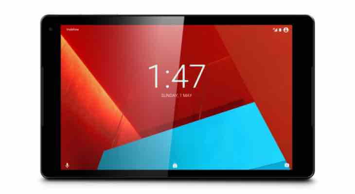 Vodafone Tab prime 7 with three UK price options – Product ...