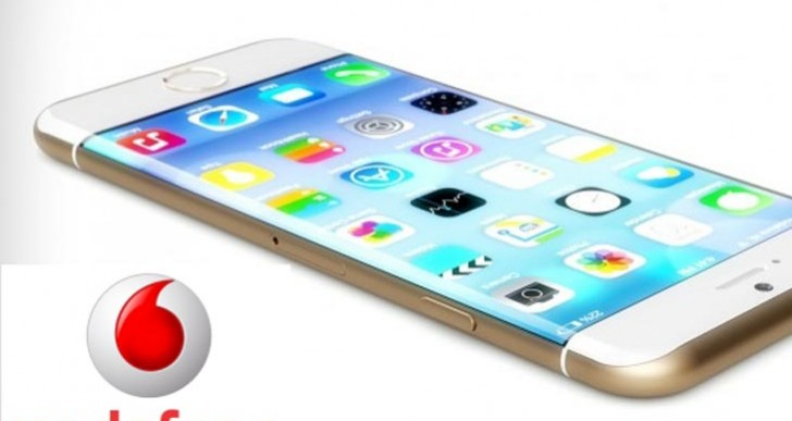 Next iPhone release in 2015, according to Vodafone