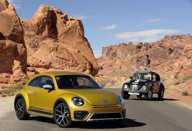 Volkswagen Beetle Dune order details
