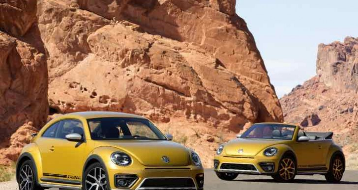 Volkswagen Beetle Dune price and order details revealed