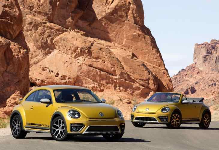 Volkswagen Beetle Dune price