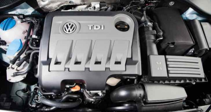 Volkswagen Diesel EA288 engine scrutinized, new codes suspected