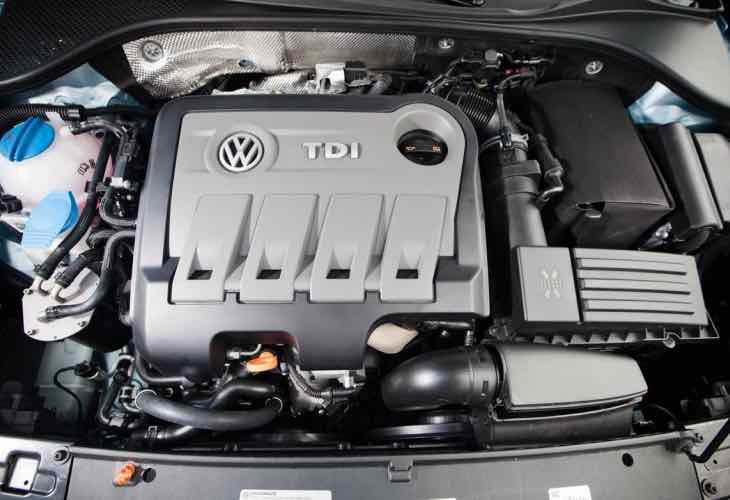 Volkswagen Diesel EA288 engine scrutinized