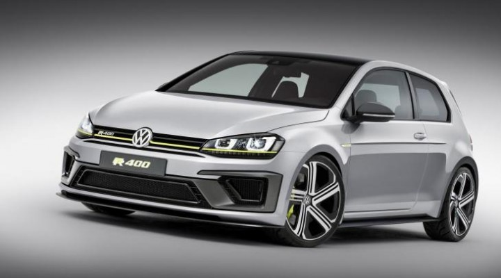 Volkswagen Golf R400 production depends on gearbox