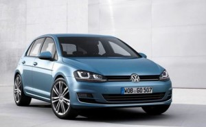 Volkswagen Golf TGI review highlights problem