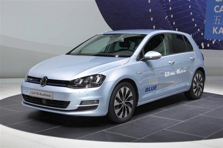 Volkswagen Golf TGI review