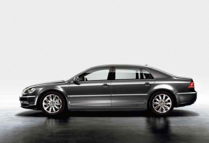 Volkswagen Phaeton UK replacement