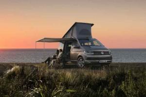 Volkswagen Transporter T6 California price, UK orders