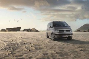 Volkswagen Transporter T6 gets California treatment