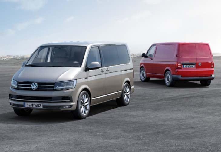 Volkswagen Transporter T6 price details
