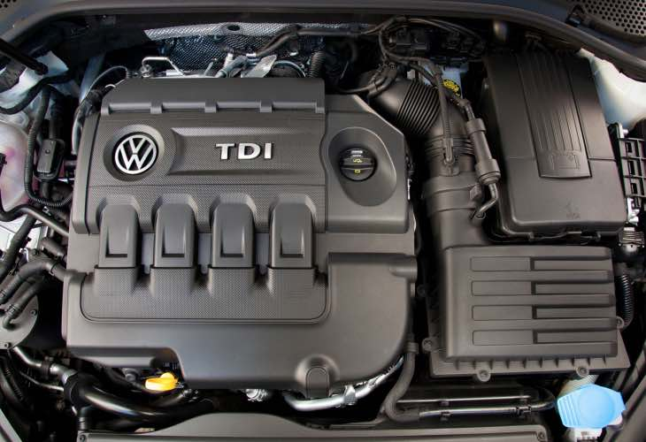 Volkswagen UK owners affected