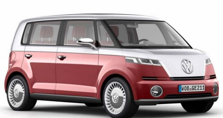 Volkswagen's Electric Microbus announcement date looms