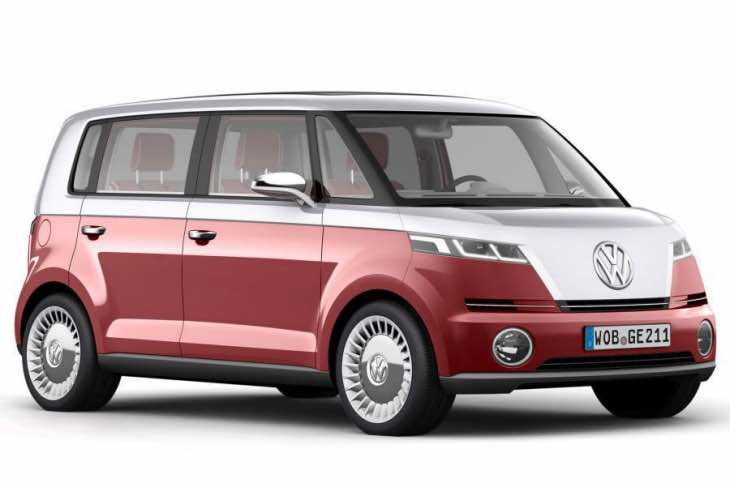 Volkswagen's Electric Microbus announcement