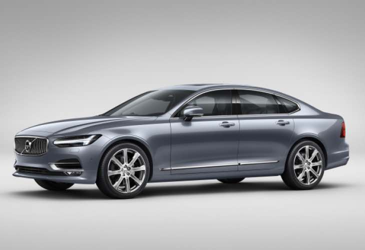 Volvo S90 engine option