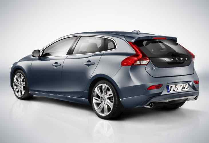 Volvo V40 Kinetic price in India