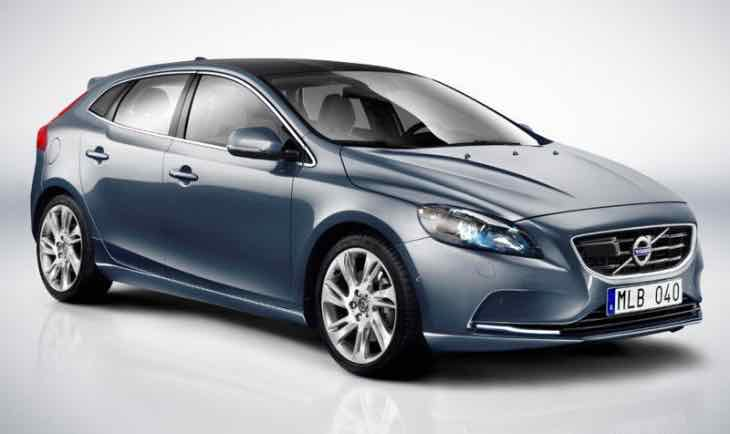 Volvo V40 price in India