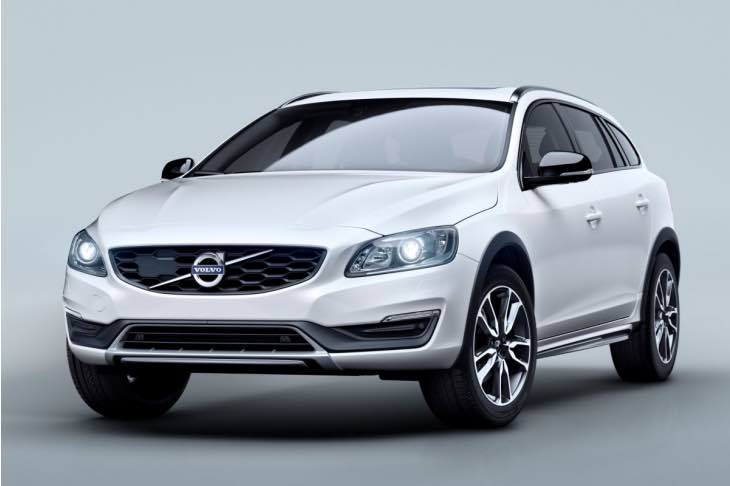 Volvo V60 Cross Country availability