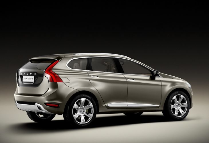 Volvo XC60 featured as Surf Wagon