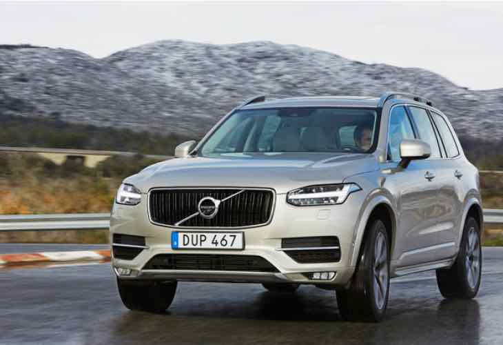 Volvo XC90 price and availability in India