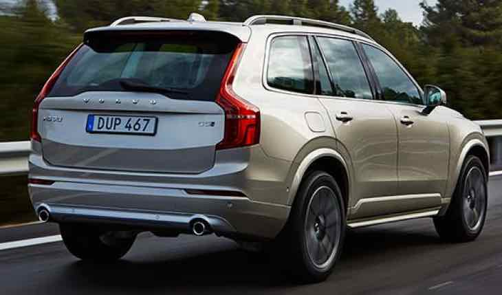 Volvo XC90 price in India