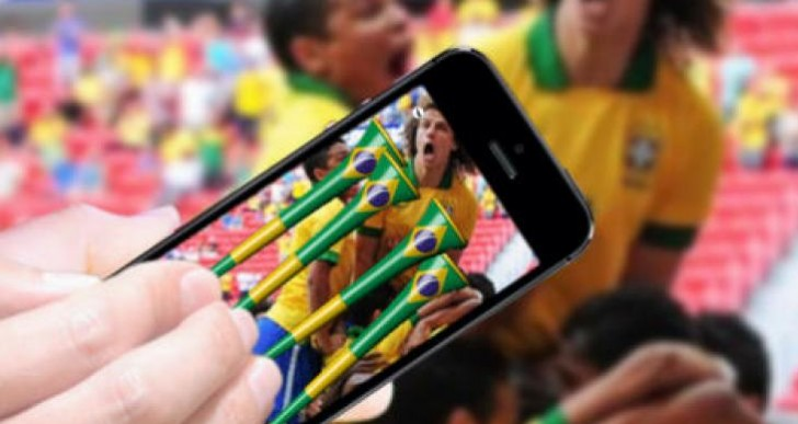 Vuvuzela 2014 iPhone app not banned at World Cup