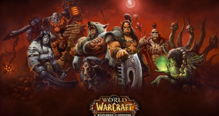 WOW: Warlords of Draenor gameplay action revealed