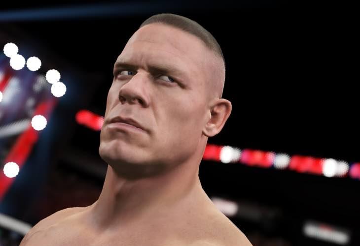 WWE 2K15 price at Sainsbury's MIA