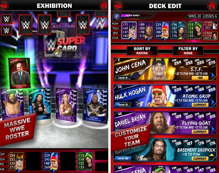 WWE-Supercard-app-android