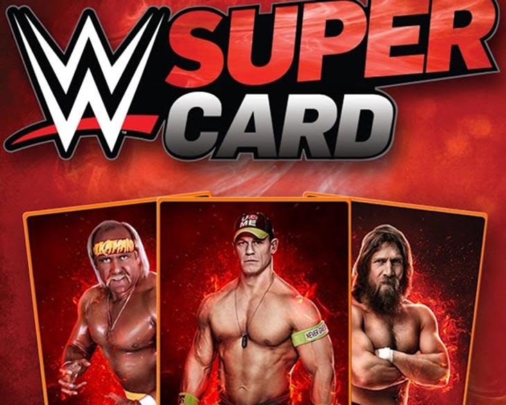 WWE-Supercard-app