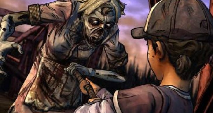New Walking Dead game in march, trailer next week