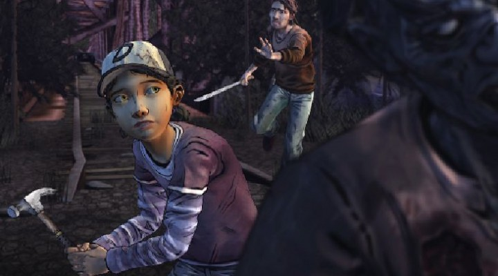 Walking Dead Episode 2 release hint with screenshot