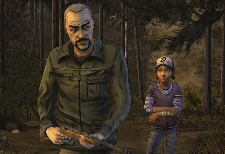 Walking Dead Season 2, episode 2 trophies surface just in time