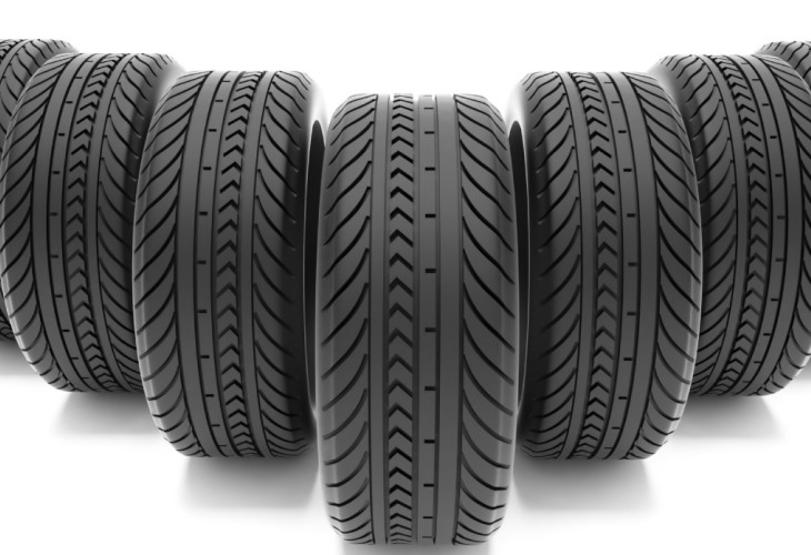 Walmart tires in weekend sale