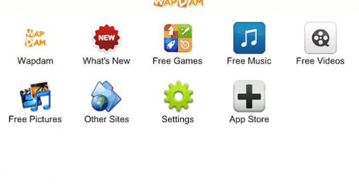 Wapdam vs. Waptrick for mobile downloads